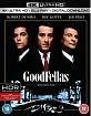 GoodFellas 4K (4K UHD + Blu-ray + UV Copy) (UK Import) Blu-ray