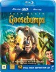 Goosebumps (2015) 3D (Blu-ray 3D + Blu-ray) (SE Import ohne dt. Ton Blu-ray