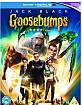 Goosebumps (2015) (Blu-ray + UV Copy) (UK Import ohne dt. Ton) Blu-ray