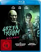 Green Room - One Way In. No Way Out Blu-ray