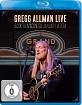 Gregg Allman Live - Back to Macon, GA Blu-ray