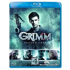 Grimm: Season Four (Blu-ray + UV Copy) (UK Import ohne dt. Ton) Blu-ray