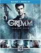 Grimm: Season Four (Blu-ray + UV Copy) (US Import ohne dt. Ton) Blu-ray