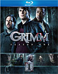 Grimm: Season One (Blu-ray + UV Copy) (US Import ohne dt. Ton) Blu-ray