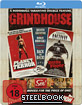 Grindhouse-Box: Death Proof - Todsicher und Planet Terror (Steelbook) Blu-ray