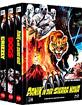 Grizzly - Eine Bestie läuft Amok + Dogs (1976) + Panik in der Sierra Nova (Limited Mediabook Edition Set) Blu-ray