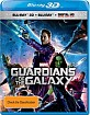 Guardians of the Galaxy (2014) 3D (Blu-ray 3D + Blu-ray + UV Copy) (AU Import ohne dt. Ton) Blu-ray