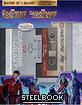 Guardians of the Galaxy (2014) 3D - Steelbook (Bilingual) (Blu-ray 3D + Blu-ray + UV Copy) (CA Import ohne dt. Ton) Blu-ray