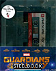 Guardians of the Galaxy (2014) 3D - Steelbook (Blu-ray 3D + Blu-ray) (TH Import ohne dt. Ton) Blu-ray