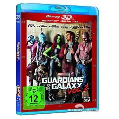 Guardians of the Galaxy Vol. 2 3D (Blu-ray 3D + Blu-ray) Blu-ray