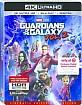Guardians of the Galaxy Vol. 2 4K - Target Exclusive Edition (4K UHD + Blu-ray + UV Copy) (US Import) Blu-ray