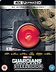 Guardians of the Galaxy Vol. 2 4K - Zavvi Exclusive Limited Edition Steelbook (4K UHD + Blu-ray ) (UK Import) Blu-ray