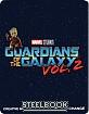 Guardianes De La Galaxia Vol. 2 3D - Limited Edition Steelbook (Blu-ray 3D + Blu-ray) (ES Import ohne dt. Ton) Blu-ray