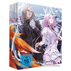 Guilty Crown - Vol. 1-4 (Complete Box inkl. Lost Christmas) Blu-ray