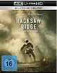 Hacksaw Ridge - Die Entscheidung 4K (4K UHD + Blu-ray) Blu-ray