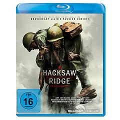 Hacksaw Ridge - Die Entscheidung Blu-ray