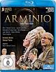 Händel - Arminio (Leconte) Blu-ray