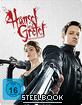Hänsel und Gretel: Hexenjäger 3D - Limited Lenticular Steelbook Edition (Blu-ray 3D + Blu-ray + DVD) Blu-ray