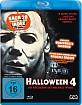 Halloween 4 - Die Rückkehr des Michael Myers (Uncut) (Neuauflage) Blu-ray