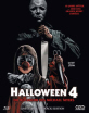 Halloween 4: Die Rückkehr des Michael Myers - Limited Hartbox Edition (Covervariante 2) (Blu-ray + CD) (AT Import) Blu-ray