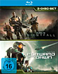 Halo: Nightfall + Halo 4: Forward Unto Dawn (Doppelset) Blu-ray