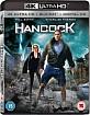 Hancock 4K (4K UHD + Blu-ray + UV Copy) (UK Import) Blu-ray