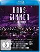 Hans Zimmer - Live in Prague Blu-ray