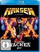 Hansen & Friends - Thank you Wacken (Limited Edition) (Blu-ray + CD) Blu-ray