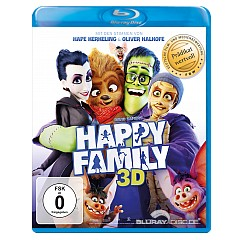 Happy Family (2017) 3D (Blu-ray 3D + Digital HD) Blu-ray