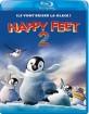 Happy Feet 2 (FR Import) Blu-ray