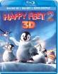 Happy Feet 2 3D (Blu-ray 3D + Blu-ray + Digital Copy) (ES Import Blu-ray