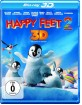 Happy Feet 2 3D (Blu-ray 3D + Blu-ray) (Neuauflage) Blu-ray