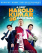 A Very Harold & Kumar Christmas 3D (Blu-ray 3D + Blu-ray + DVD + UV Copy) (US Import ohne dt. Ton) Blu-ray