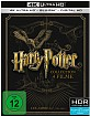 Harry Potter Collection - Die Jahre 5-7, Teil Zwei 4K (4K UHD + Blu-ray + UV Copy) Blu-ray