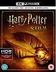 Harry Potter: Complete 8-Film Collection 4K (4K UHD + UV Copy) (UK Import) Blu-ray