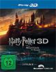 Harry Potter und die Heiligtümer des Todes - Teil 1 un 2 3D (Blu-ray 3D) Blu-ray