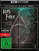 Harry Potter und die Heiligtümer des Todes - Teil 2 4K (4K UHD + 2 Blu-ray + UV Copy) Blu-ray