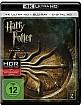 Harry Potter und die Kammer des Schreckens 4K (4K UHD + Blu-ray + UV Copy) Blu-ray