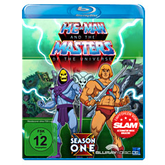 He-Man and the Masters of the Universe - Staffel 1 Blu-ray