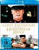Heartbreak Ridge Blu-ray