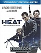 Heat (1995) - Limited Director's Definitive Edition Steelbook (FR Import) Blu-ray