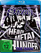 Saxon - Heavy Metal Thunder: The Movie Blu-ray