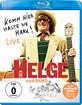 Helge Schneider - Komm hier haste ne Mark!/Live Blu-ray