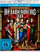 Hellbenders - Zum Teufel mit der Hölle 3D (Blu-ray 3D) (Neuauflage) Blu-ray