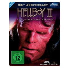 hellboy 2 blu ray hellboy 2 die goldene armee 100th. Black Bedroom Furniture Sets. Home Design Ideas