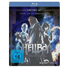 Hellboy - Director's Cut (Steelbook) (Neuauflage) Blu-ray