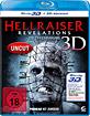 Hellraiser 9 - Revelations 3D (B ... Blu-ray