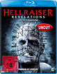 Hellraiser 9 - Revelations Blu-ray