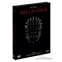 Hellraiser - Uncut (Limited Black Edition) Blu-ray