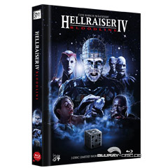 Hellraiser IV - Bloodline (Limited Mediabook Edition) (Cover D) Blu-ray